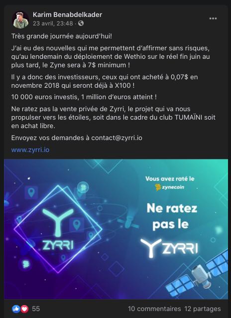 Zyrri.fr site officiel